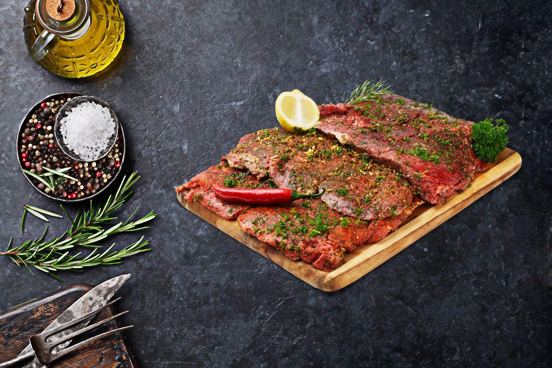 Mediterranean, Souvlaki, Greek butterflied legs of lamb