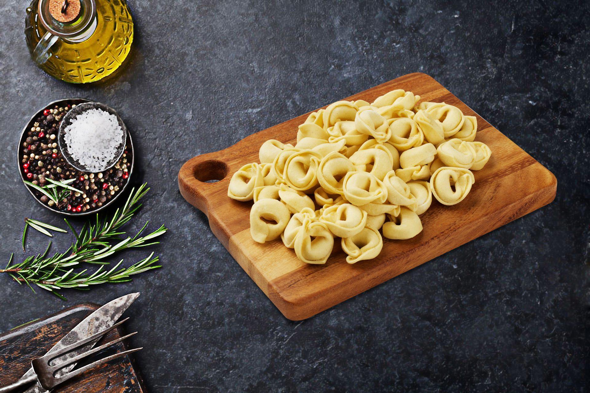 meat tortellini
