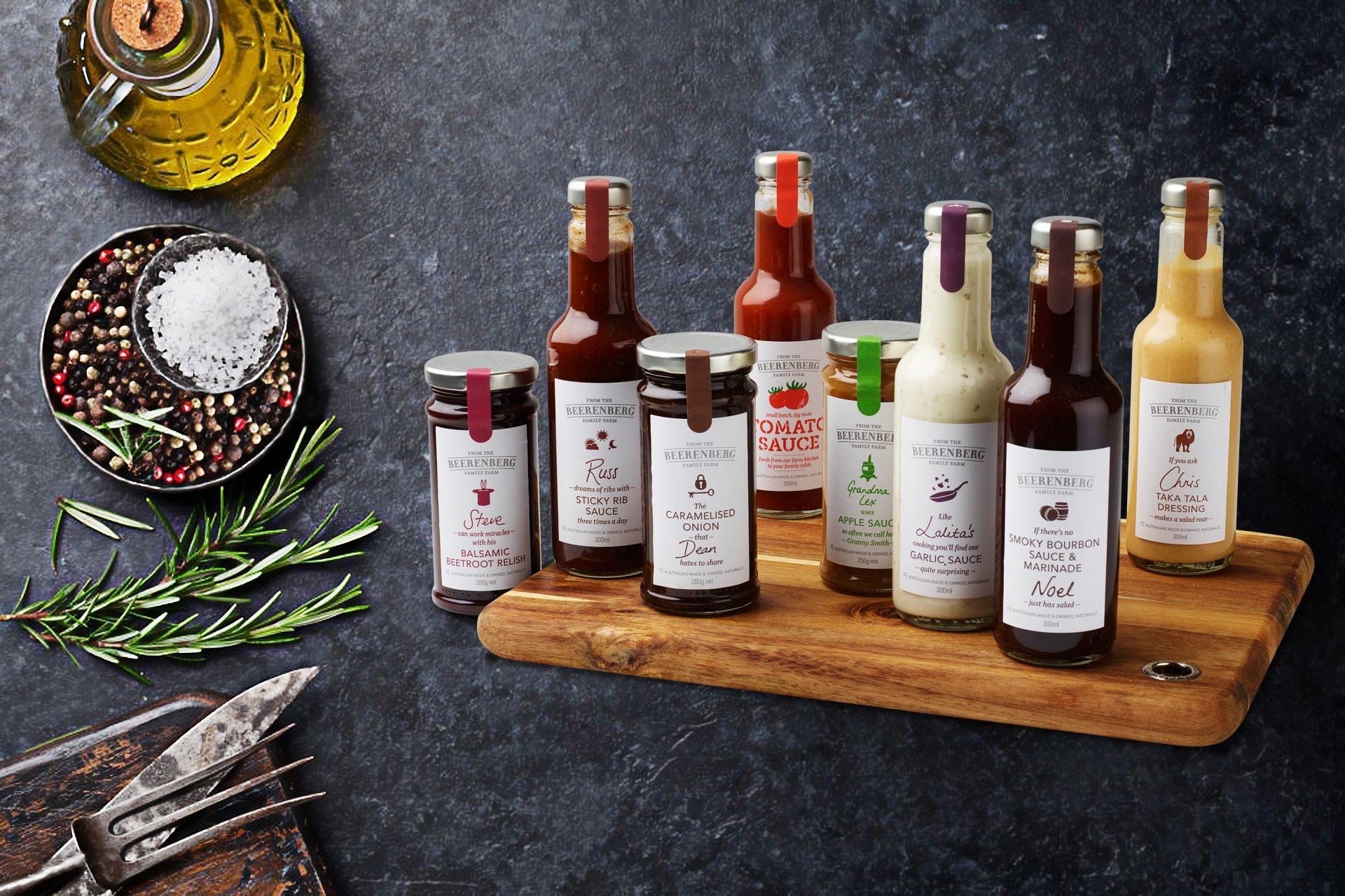 Beerenberg Sauces