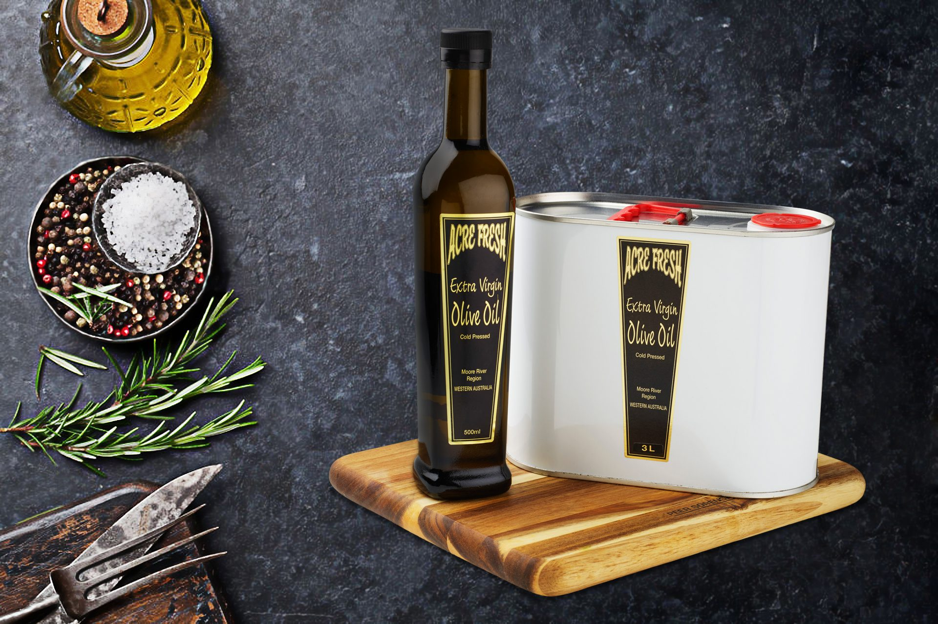 Freshline Gingin Olive Oil